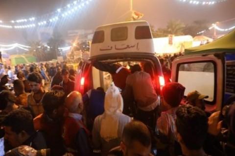 25 Orang Tewas Ditembak dalam Demo Irak