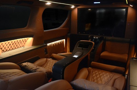 Kabin VIP di Mobil Lebih dari Sekadar Gaya-Gayaan