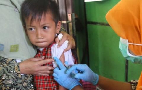 19,9 Juta Anak Rentan Tertular Penyakit