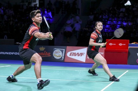 Praveen/Melati Melaju ke Final SEA Games