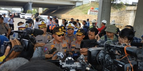 Tol Layang Jakarta-Cikampek Urai Kemacetan Saat Mudik Natal