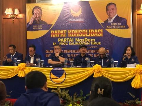 Legislator NasDem Diminta Penuhi Janji Politik