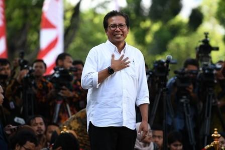 Jokowi-Ma'ruf Berkomitmen Mendukung Pemberantasan Korupsi