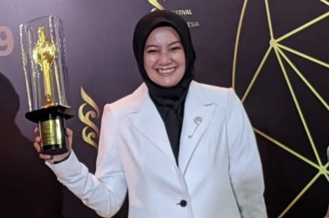 Raih Pemeran Pendukung Terbaik FFI 2019, Cut Mini Hampir Menangis