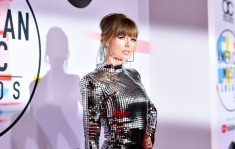 Taylor Swift Musisi dengan Bayaran Tertinggi Tahun 2019