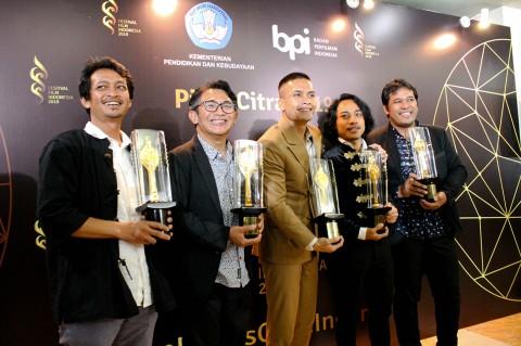 'Kucumbu Tubuh Indahku' Borong 8 Piala FFI 2019