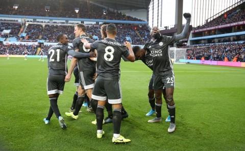 Permak Villa, Leicester Terus Bayangi Liverpool