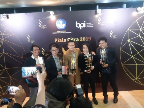 Kucumbu Indah Tubuhku Dominasi Kemenangan FFI 2019