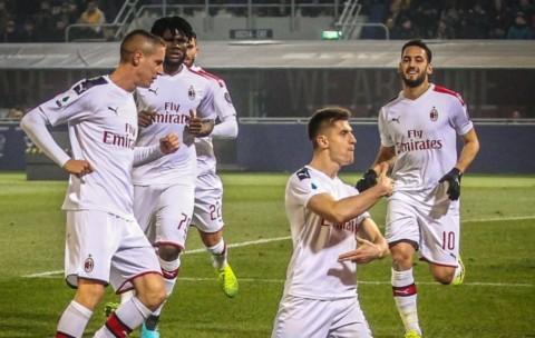 Tundukkan Bologna, Milan Lanjutkan Tren Kemenangan