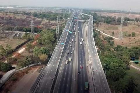 Peresmian Jalan Tol Layang Japek II Mundur 20 Desember