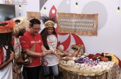 Prudential Indonesia Bantu Promosi Produk UMKM Papua