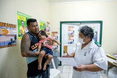 Bertambah Lagi, Korban Campak di Samoa 70 Orang