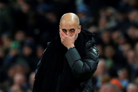Guardiola Akui City Belum Bisa Bersaing dengan Tim Besar