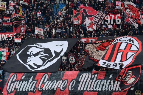 Suporter AC Milan Jadi Korban Penusukan