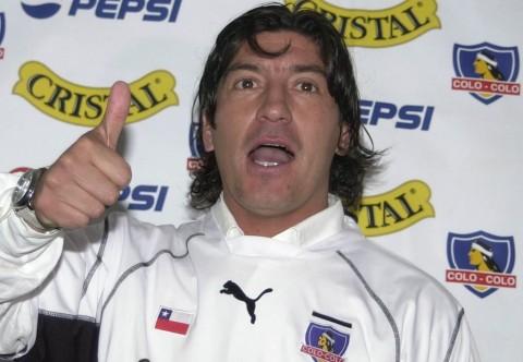 Zamorano Menginspirasi Kalender Natal Inter Milan