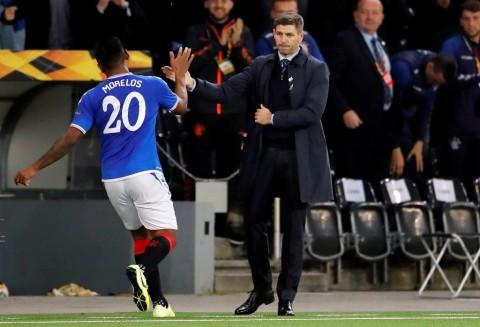 Dibungkam Celtic, Gerrard Gagal Antar Rangers Juara Piala Liga Skotlandia