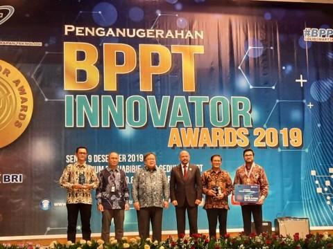 Daftar Penerima 'BPPT Innovator Award' 2019
