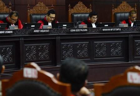 MK Menyidangkan Gugatan 3 Pimpinan KPK