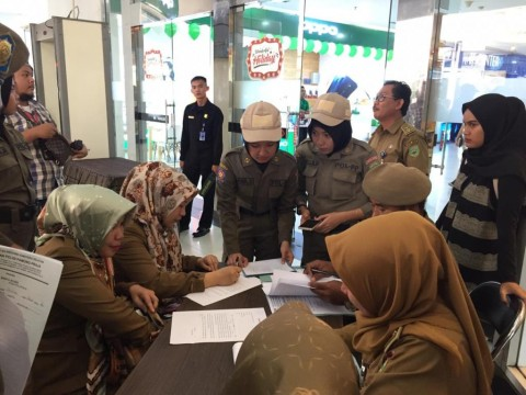28 Guru di Palembang Terjaring Razia saat <i>Ngemal</i>