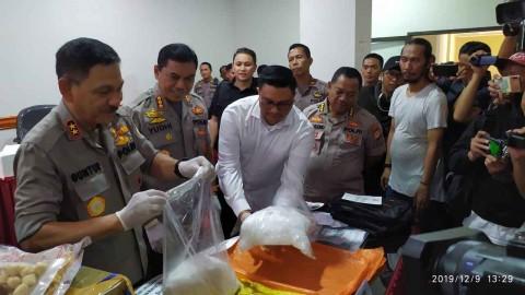 Penyelundup Sabu di Makassar Tewas Didor