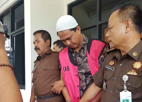 Tilap Anggaran, Mantan Kepala Desa di Bekasi Ditangkap