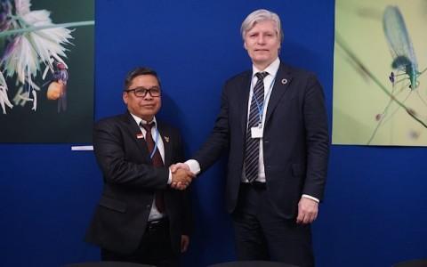 Indonesia Tagih Janji Pendanaan Lingkungan dari Norwegia