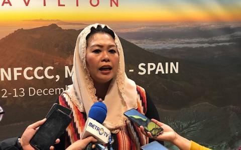 Indonesia Harus Tegas di Konferensi Perubahan Iklim