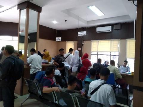 52 Ribu Warga Palembang Tunggu Pencetakan KTP-el