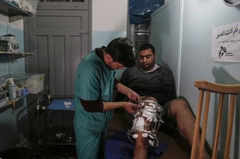 Italia Kirim Tim Dokter ke Jalur Gaza