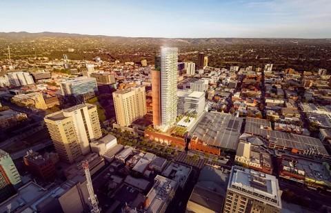 Kawasan Ikonik di Australia Diubah Jadi Pusat Bisnis