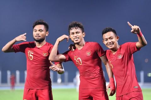 Indonesia vs Vietnam: Statistik Kedua Tim Identik