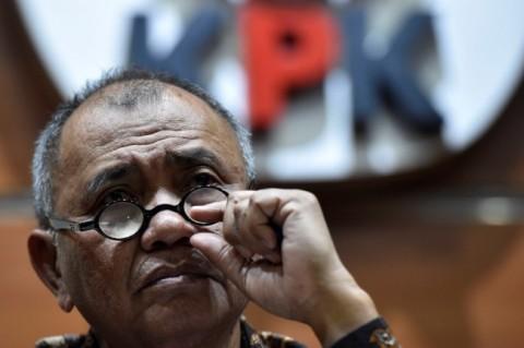 KPK Tak Gentar Hukum Mati Koruptor