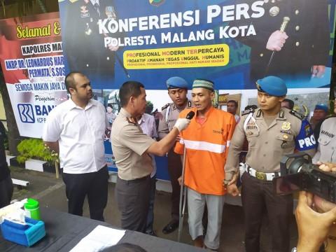Satu Tahanan Kabur di Malang Tertangkap