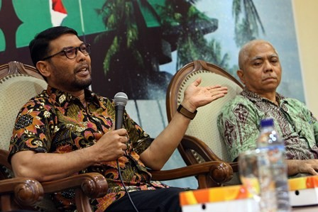 Badan Antikorupsi Masuk Konstitusi Mencegah Tumpang Tindih