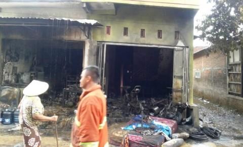 Dua Kebakaran Melanda Jepara Dalam Sehari