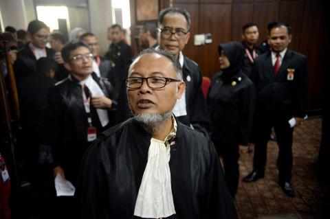 Bambang Widjajanto Tutup Mulut Terkait Wacana Pemangkasan TGUPP