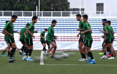 Susunan Pemain Timnas U-23 vs Vietnam