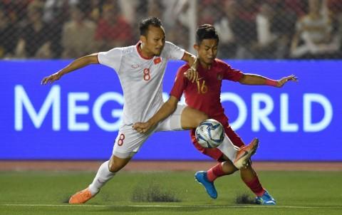 Evan Dimas Cedera, Timnas U-23 Tertinggal dari Vietnam