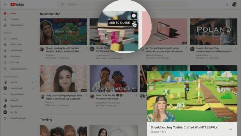 YouTube Punya Fitur Add To Queue, Apa Fungsinya?