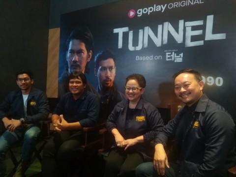 Produser Akui Tak Mudah Adaptasi Serial Korea Tunnel