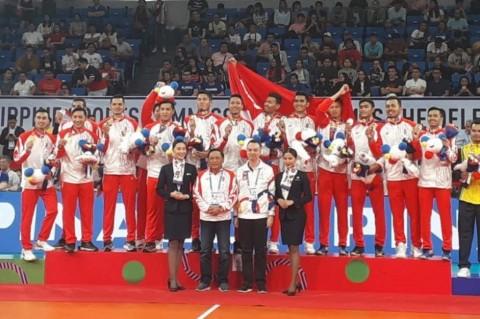 Klasemen SEA Games 2019: Indonesia Finis di Posisi Keempat