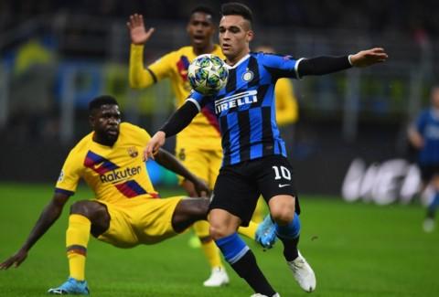 Ditaklukkan Barcelona, Inter Gagal Lolos ke Babak 16-Besar