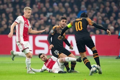 Hasil Liga Champions Semalam: Inter dan Ajax Gagal Lolos