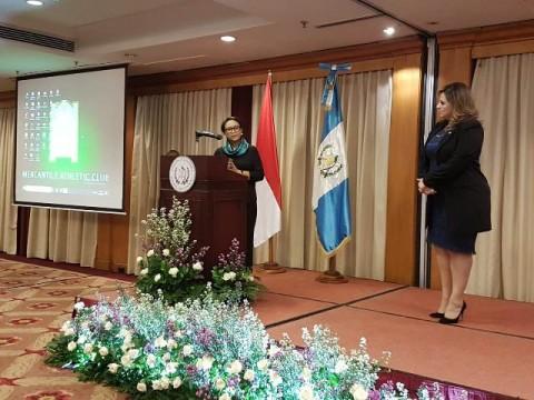 Guatemala Kembali Buka Kedutaan Besar di Indonesia