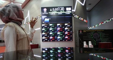 Investor Tunggu Kesepakatan Dagang, IHSG Bergerak Melemah
