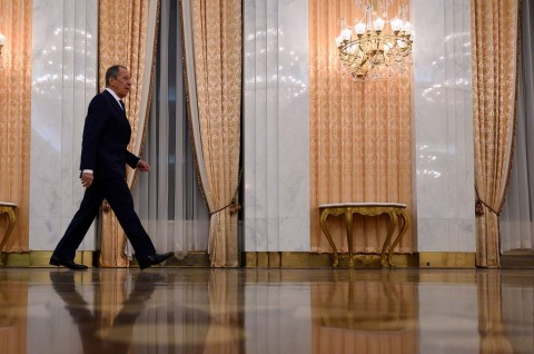 Trump Ingatkan Rusia untuk Tidak Intervensi Pemilu AS
