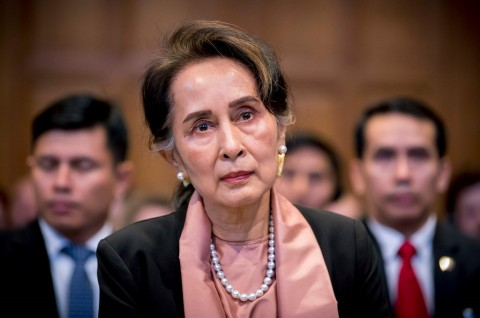 Kehadiran Suu Kyi di ICJ Baik untuk Myanmar