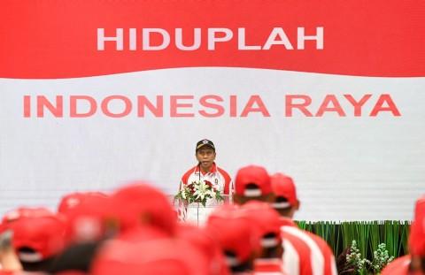 Menpora Tetap Bersyukur Kontingen Indonesia Finis Keempat