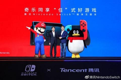 Penjualan Perdana Nintendo Switch di Tiongkok Sukses, Tapi...