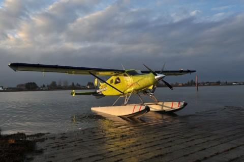 Pesawat Listrik Komersil Pertama Terbang di Kanada